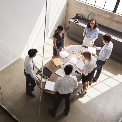 Was ist dran am Trend Daily Standup-Meeting?